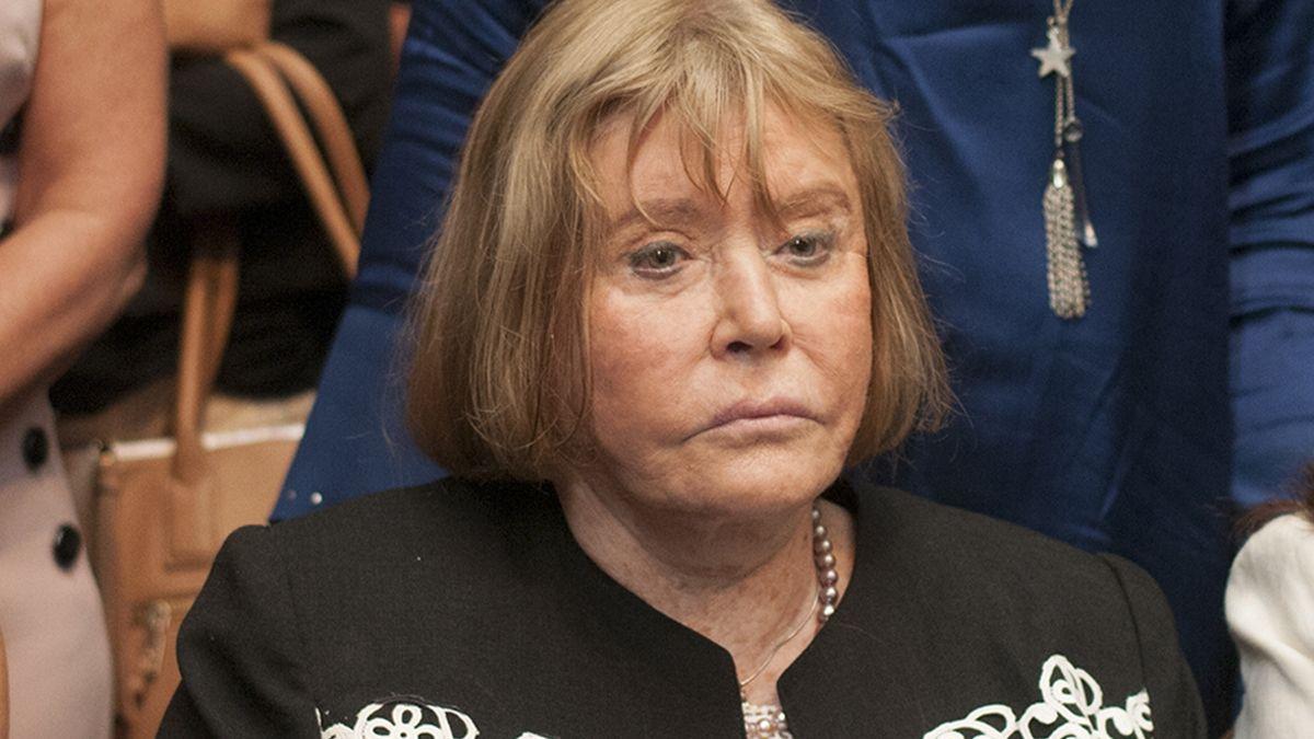 La jueza federal María Servini tiene 84 años.