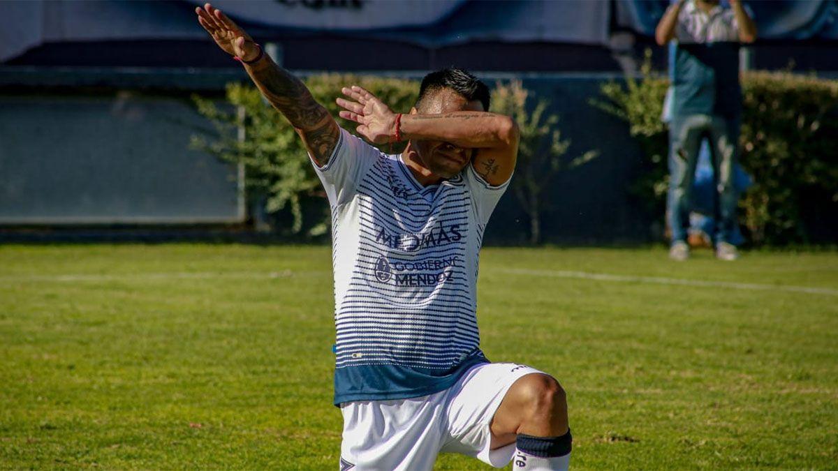 Diego Cardozo: El festejo del gol fue para mi hijo