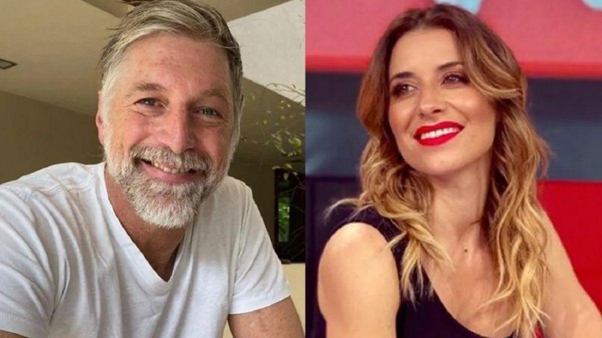 Mariana Brey habló de su relación con Horacio Cabak.