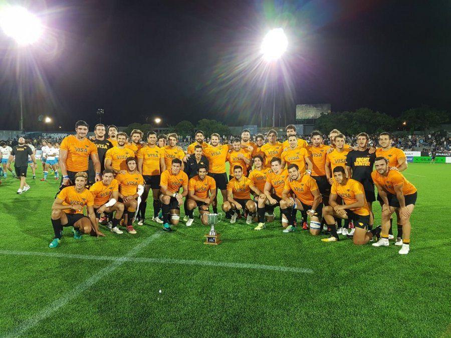 Jaguares, una historia de superación en el rugby de elite