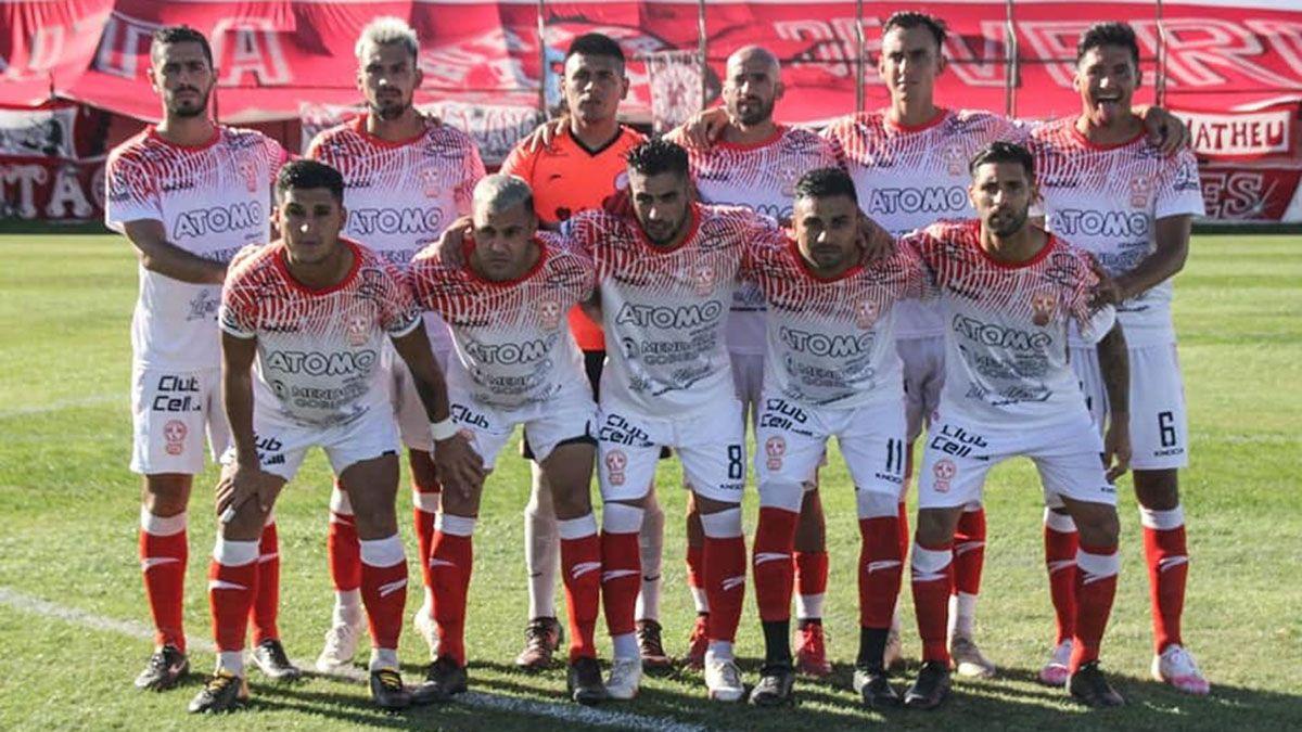 El plantel de Huracán Las Heras tendrá que entrenar en forma virtual.