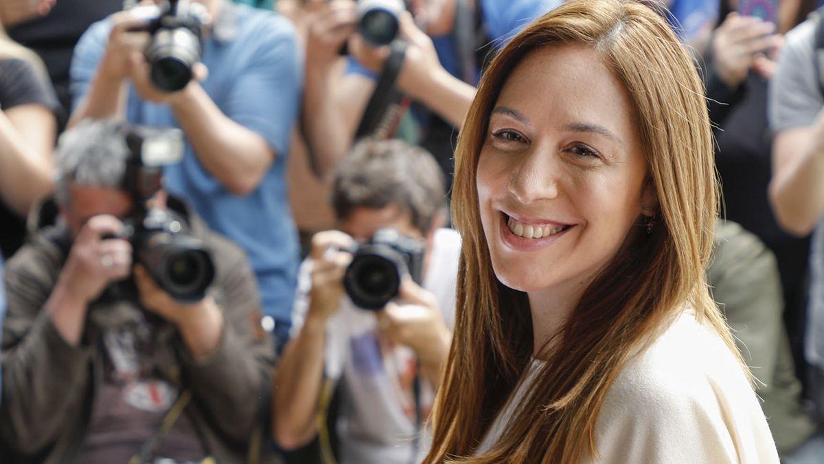 María Eugenia Vidal estará acmpañada de Rodríguez Larreta y Bullrich.