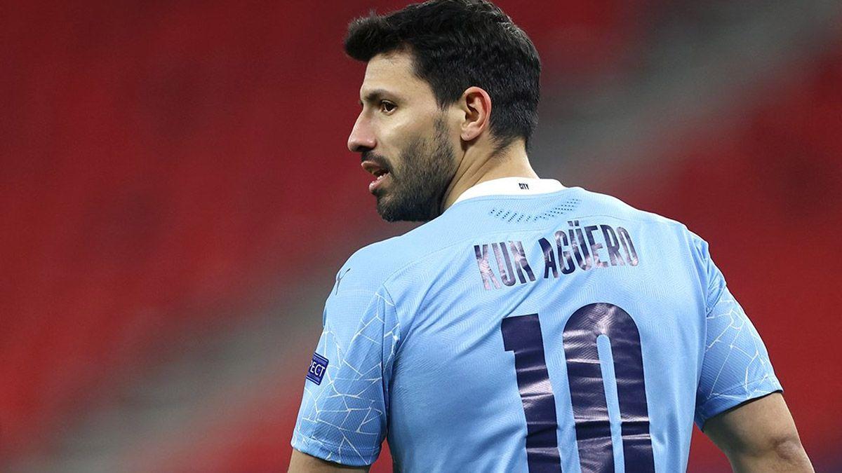 El Kun Agüero abandonó el Manchester City y publicó una carta