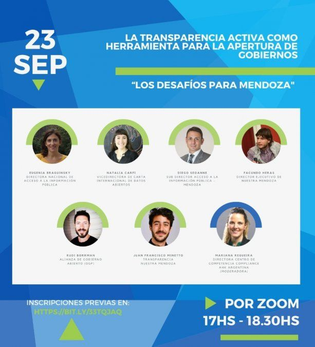 Los desafíos para Mendoza en materia de Transparencia Activa
