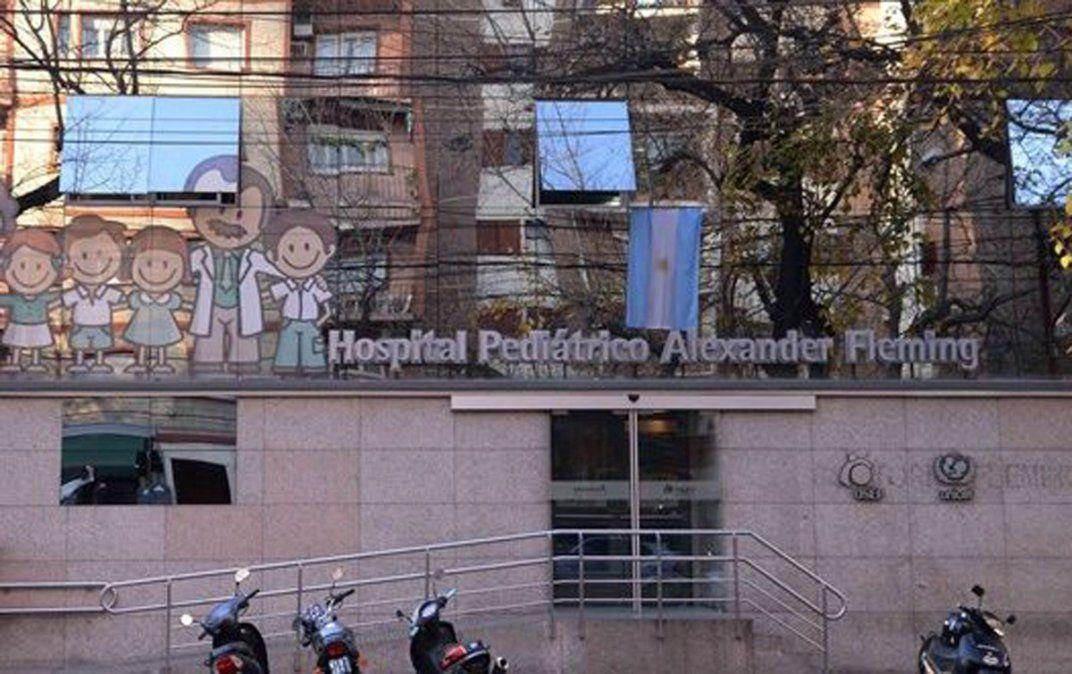 El hospital Fleming ya recibe pacientes adultos por el coronavirus en Mendoza