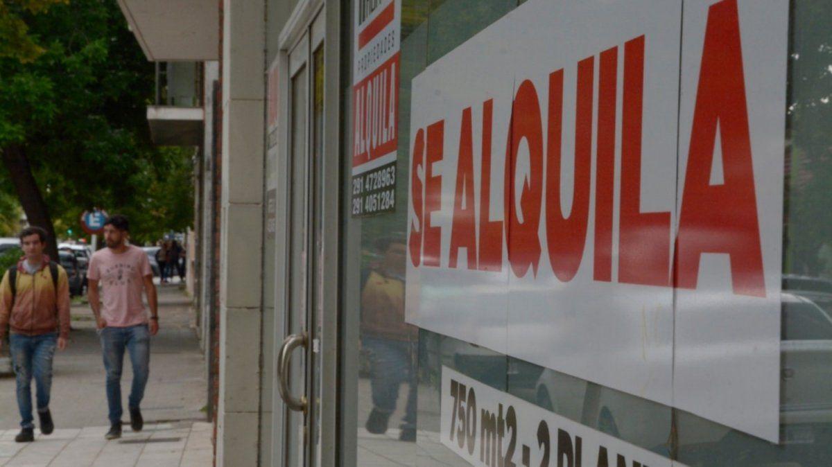 Inmobiliarios sugirió no prorrogar el congelamiento de alquileres y proponen una tarjeta Alquilar.