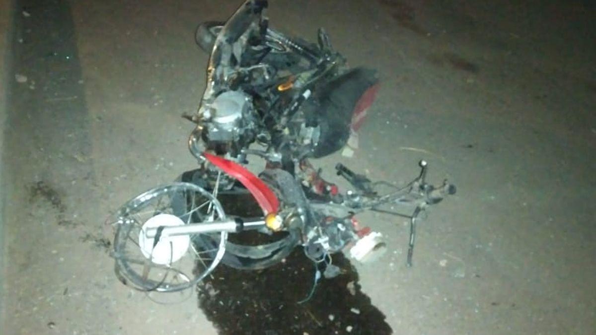 Trágico accidente en Godoy Cruz. Tres muertos