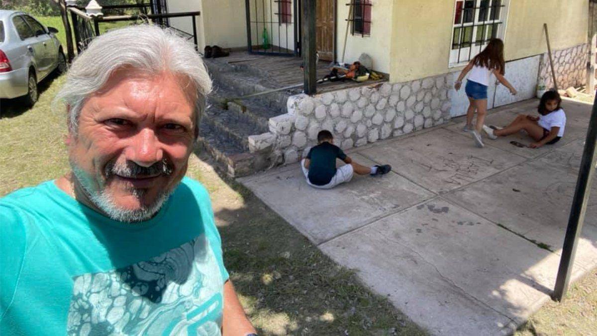 La víctima del crimen en Maipú.