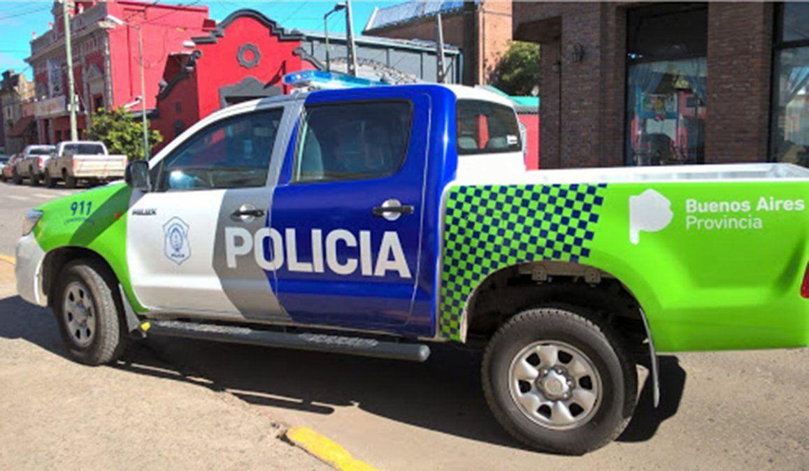 El policía advirtió que un delincuente intentaba asaltar a un joven y la darse a conocer fue amenazado con un cuchillo