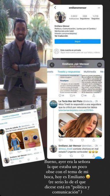 ¡Escándalo! Polémica por los labios de Mica Tinelli: Aflojale al botox