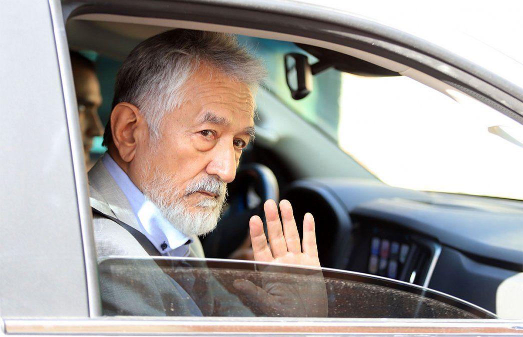 Alberto Rodríguez Saá presentó su lista para competir en las elecciones del PJ nacional