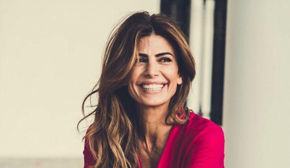 Juliana Awada, deslumbrante: su look en la presentación de Primer Tiempo