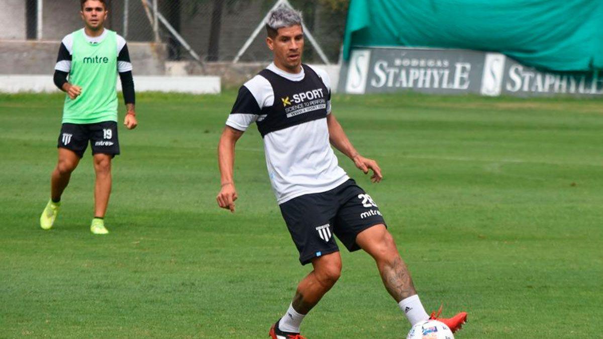 Iván Ramírez y otra final para Gimnasia en el Parque