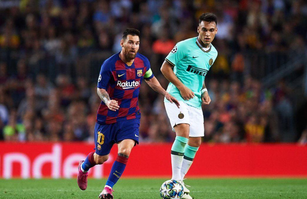 Barcelona vuelve a la carga por Lautaro Martínez