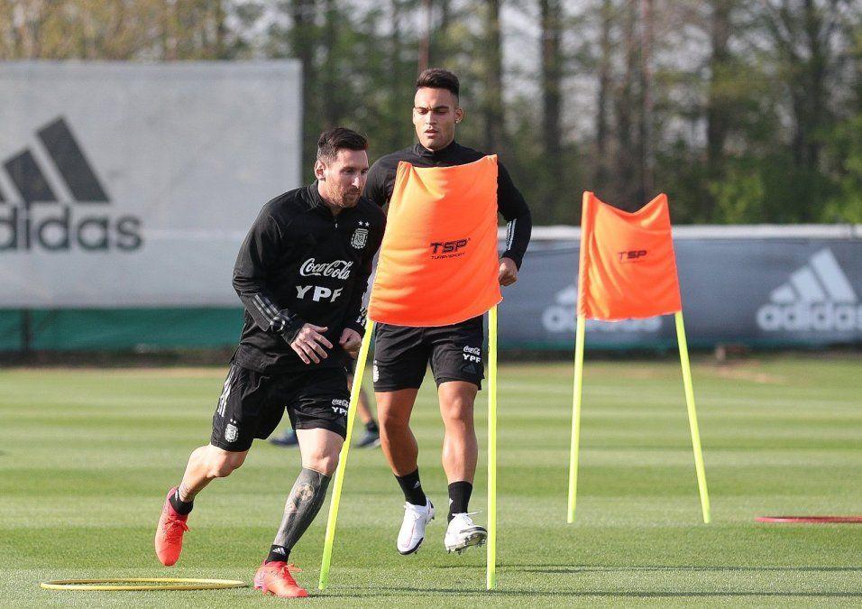 Lionel Messi, entre algodones de cara a la doble fecha