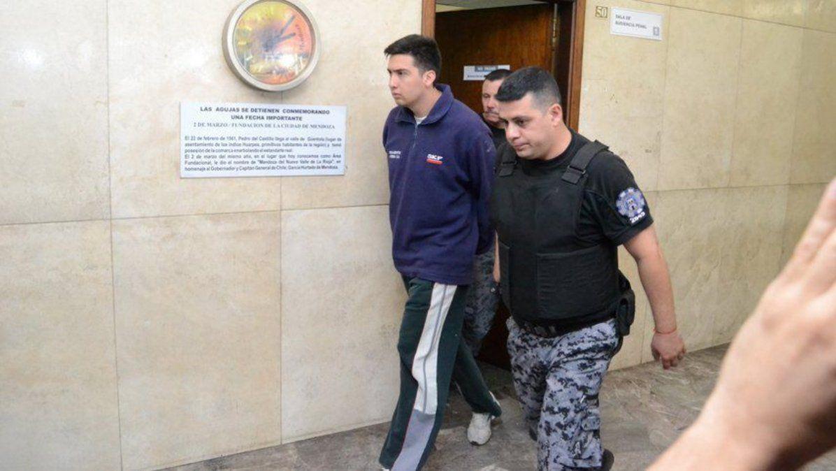 Andrés Di Césare recibió la máxima pena.