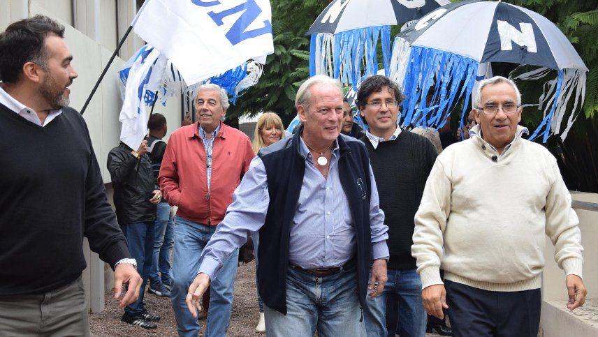 El secretario general de UPCN pidió en Mendoza por el convenio colectivo estatal