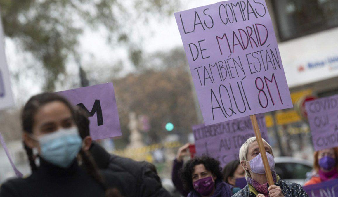 Una ola de femicidios preocupa a las autoridades del Gobierno español y el presidente Pedro Sánchez prometió hacer todo lo necesario para cuidar a las mujeres