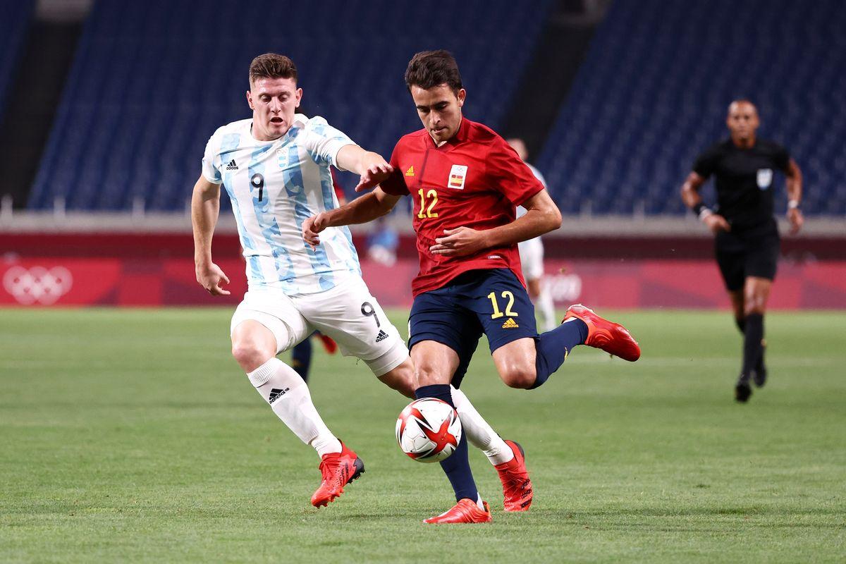 La Selección Argentina sub 23 se quedó afuera de los Juegos Olímpicos 2021.