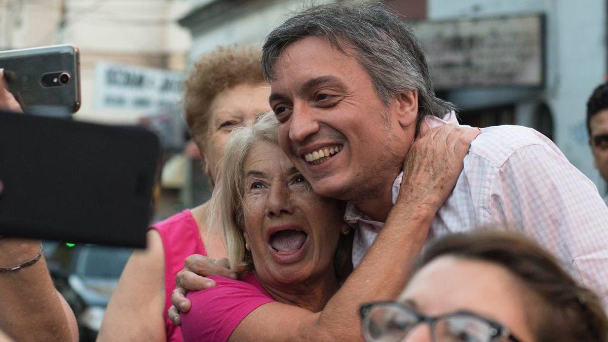 El PJ bonaerense presenta lista de unidad y postula a Máximo Kirchner
