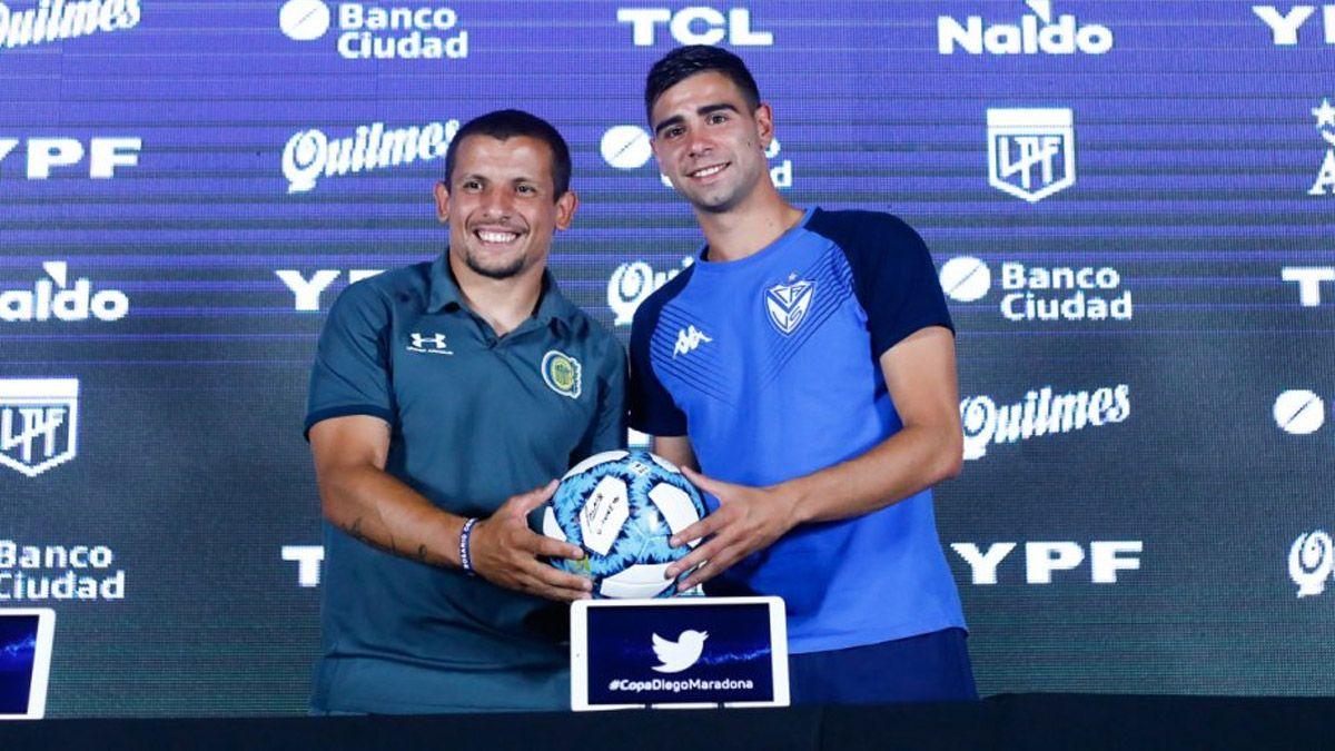 Central y Vélez definirán al ganador de la Complementación