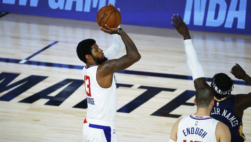 Los Clippers vencieron con facilidad a los Pelicans en Orlando