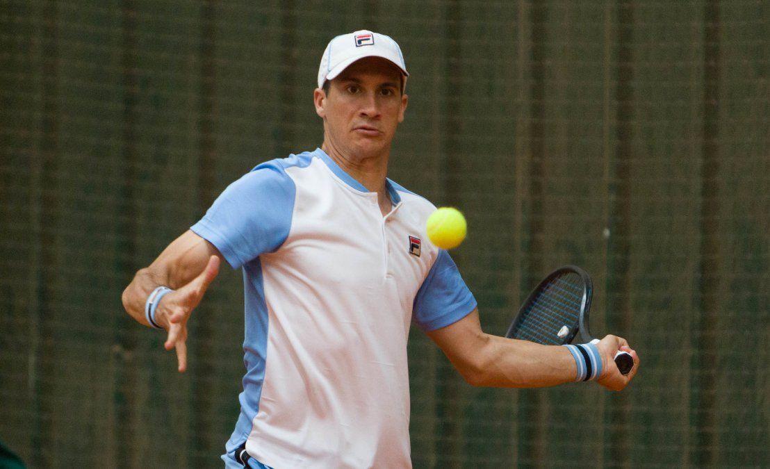 Facundo Bagnis no pudo superar la segunda ronda en Turquía.