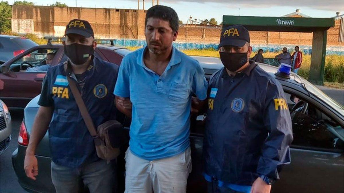 Diego Guida era buscado por el crimen del policía federal Esteban Nicolás Lagos
