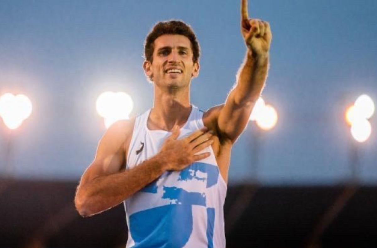 Germán Chiaraviglio que fuera de los Juegos Olímpicos 2021.