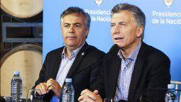 Cornejo: Si se terminó el paso de Macri por la política lo dirá la historia