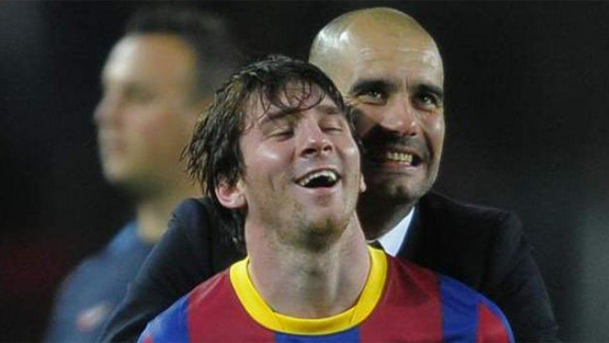 ¡Bomba! Messi y Guardiola podrían juntarse otra vez