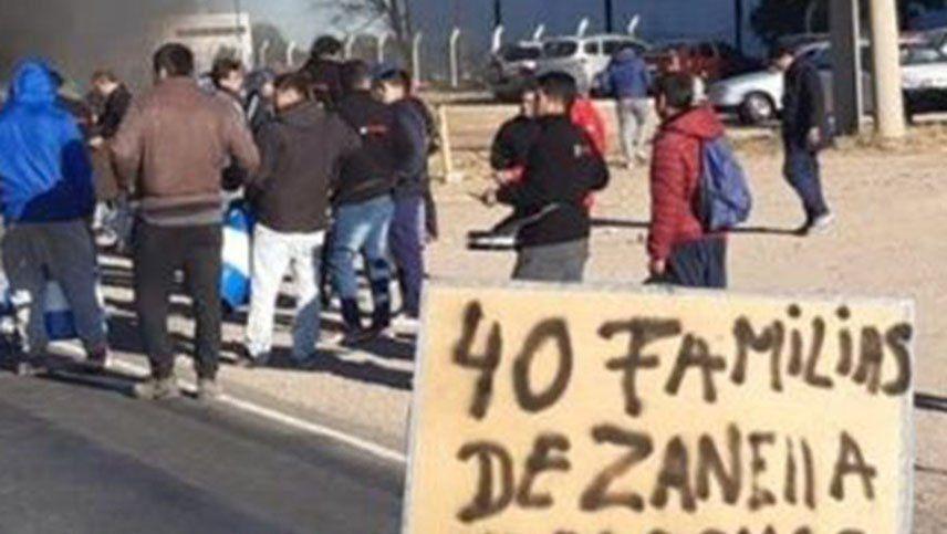 Zanella cerró su fábrica en Cruz del Eje y 40 personas se quedaron sin trabajo