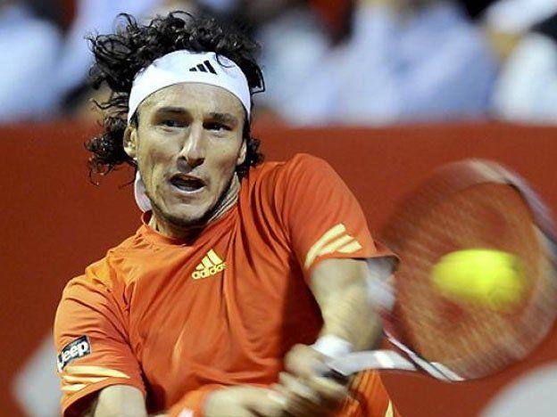 Mónaco quedó eliminado en Indian Wells