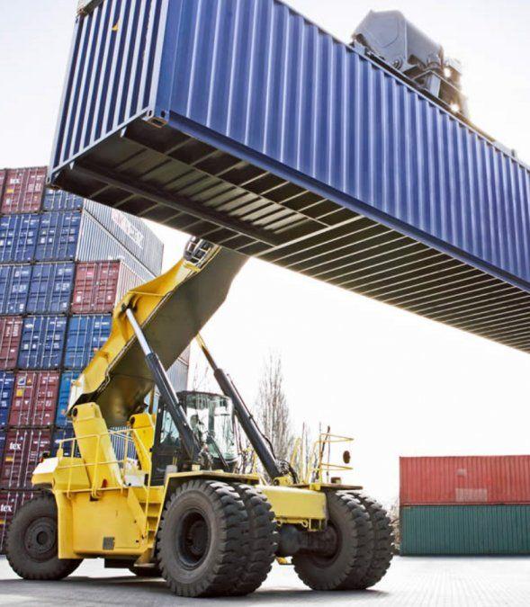 El déficit comercial de Argentina con su principal socio