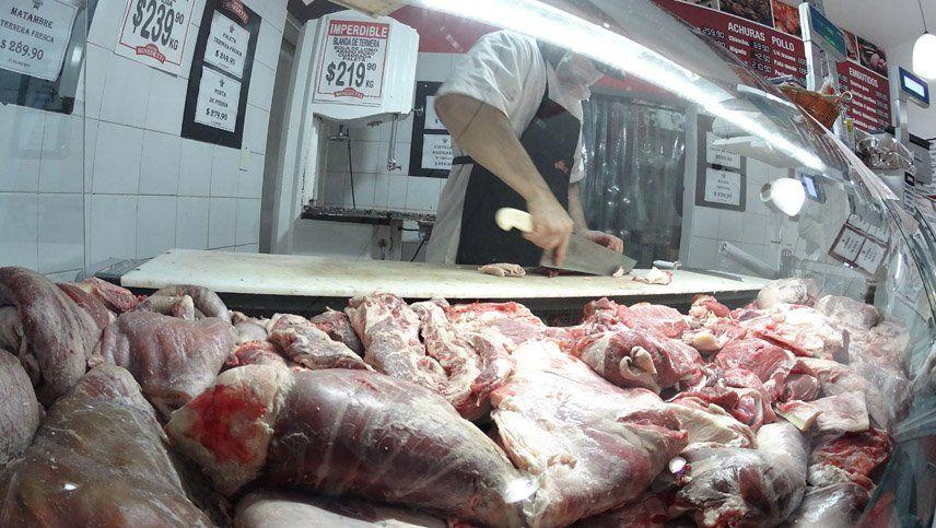 Empresarios de la carne advierten que los precios subirán el 40% este mes