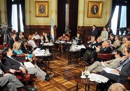 Las cámaras del Congreso no resolvieron aún el futuro de Redrado