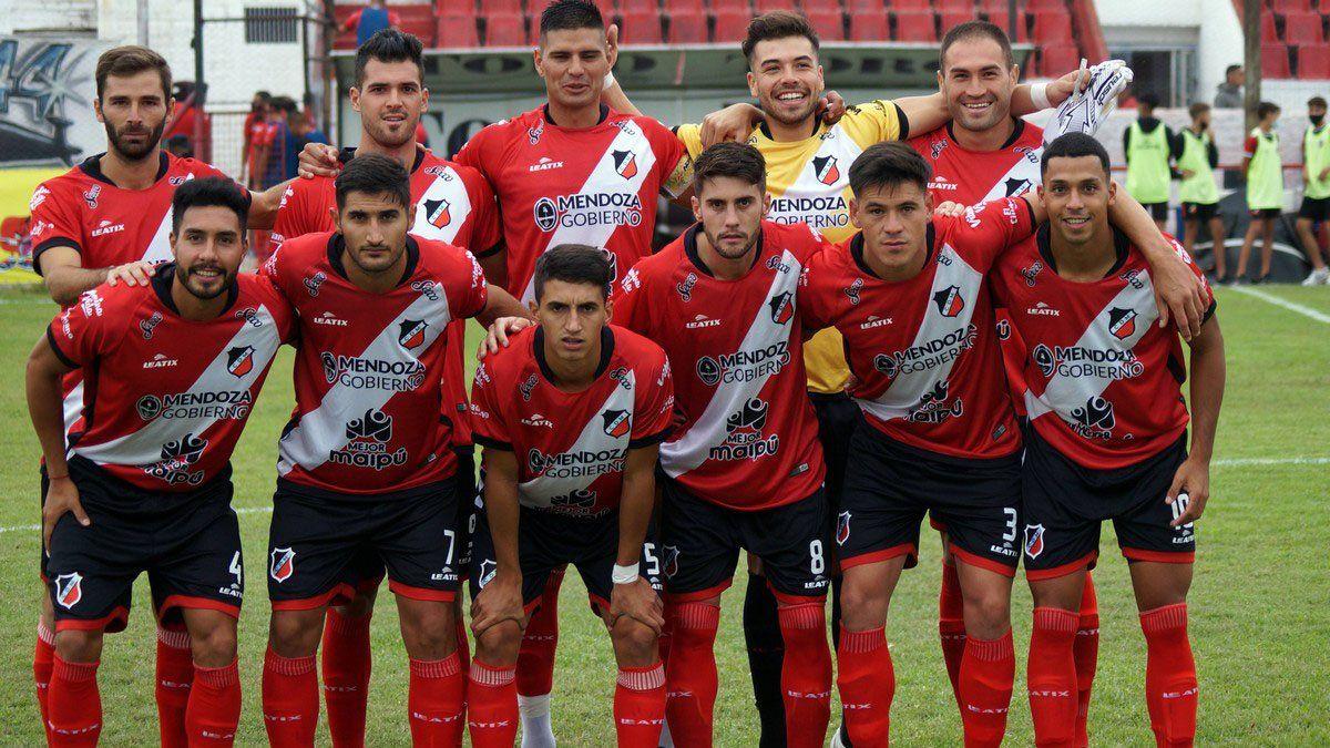 Deportivo Maipú jugará en su estadio ante Quilmes