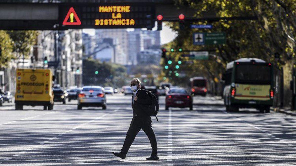 La segunda ola de coronavirus es inminente en Argentina. Estas son las cifras de nuevos casos.