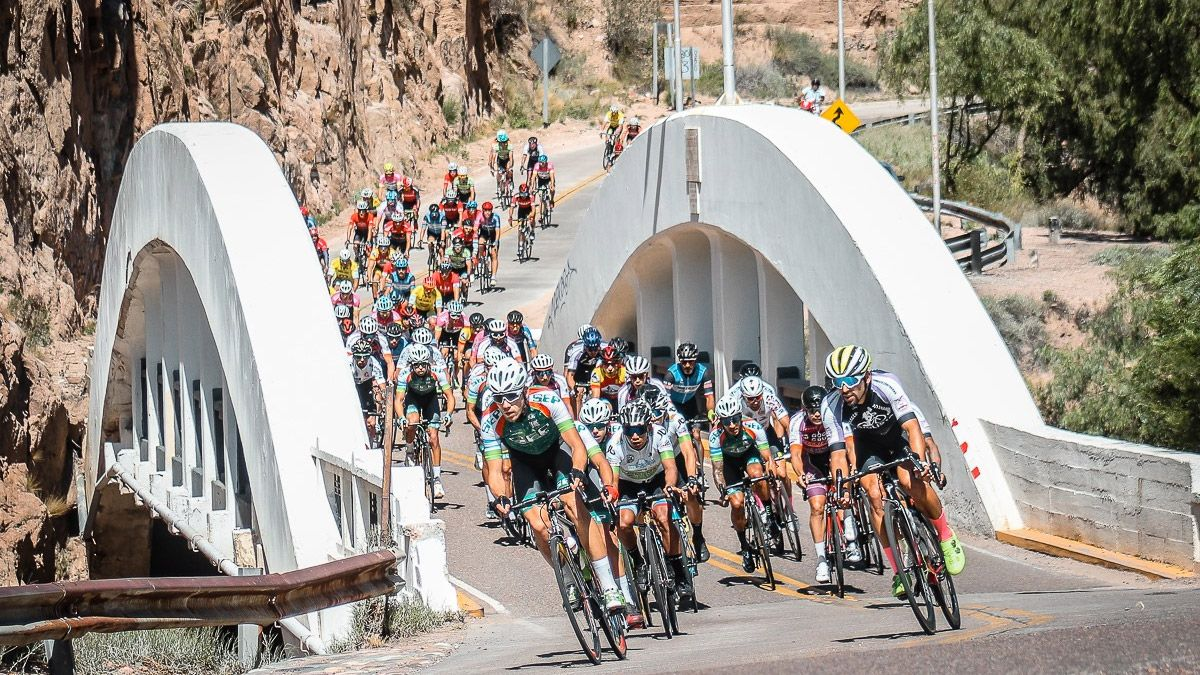 ¡Se larga la Vuelta de Mendoza! Repasá todas las etapas