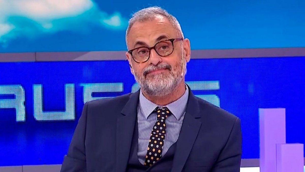 Luego de Intrusos. Jorge Rial regresa a la televisión con TV Nostra.