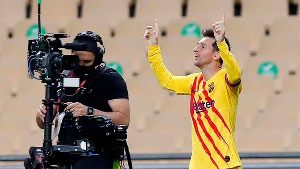 Así está la lucha por el Botín de Oro: Messi, lejos del líder