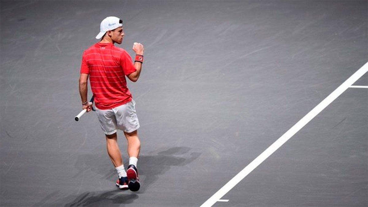 Diego Schwartzman se metió en la final del ATP de Colonia