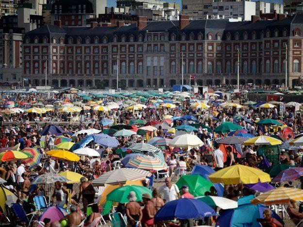 En Carnaval se movilizaron 1,6 millones de personas en todo el país