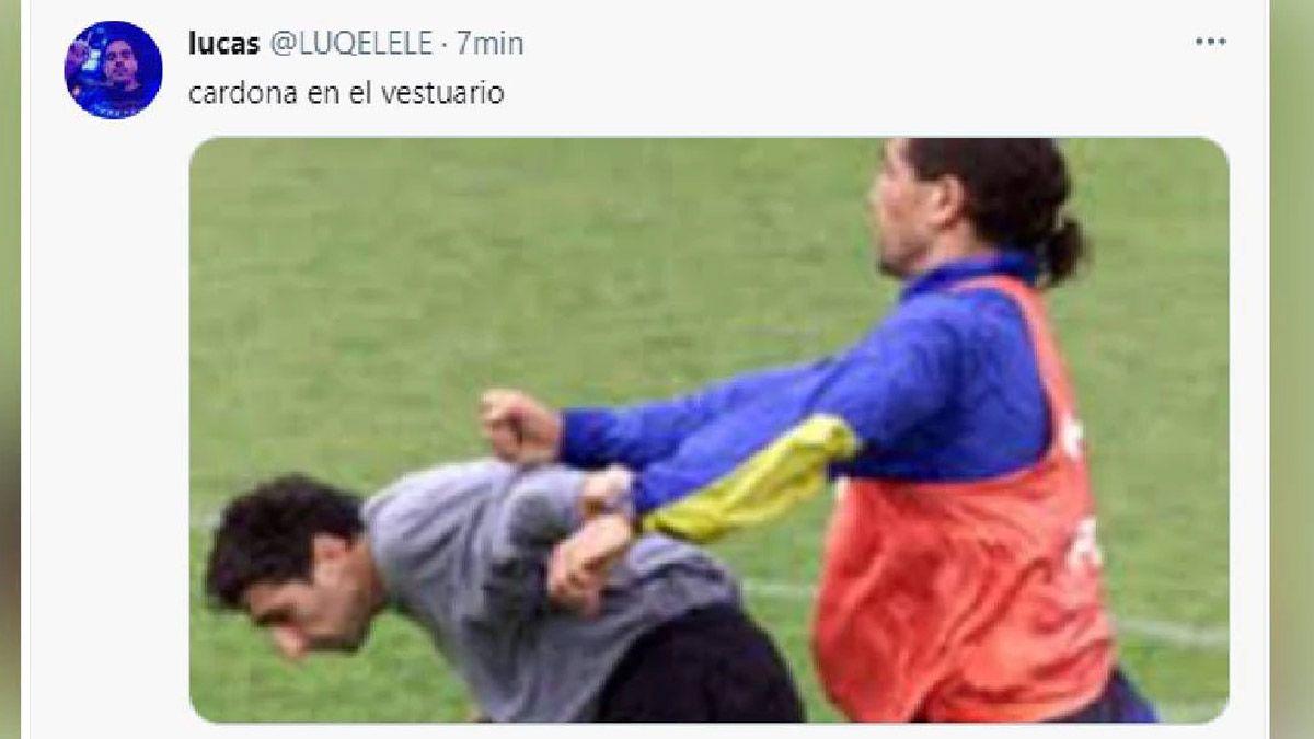 Memes: el Superclásico entre Boca y River dejó duras gastadas