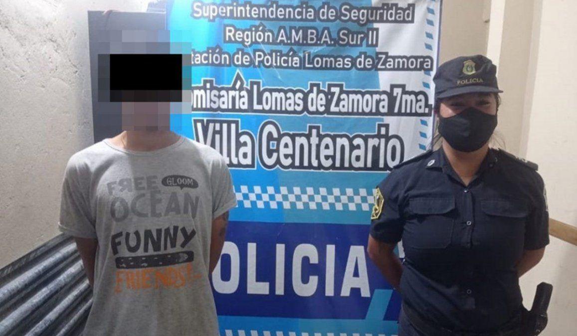Detuvieron a Peluche, por asesinar a un hombre a balazos