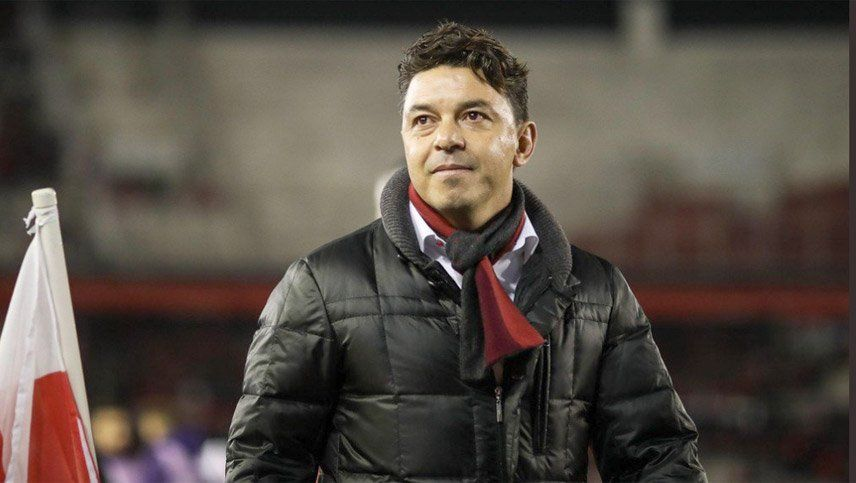 El gran elogio de Daniel Angelici a Marcelo Gallardo