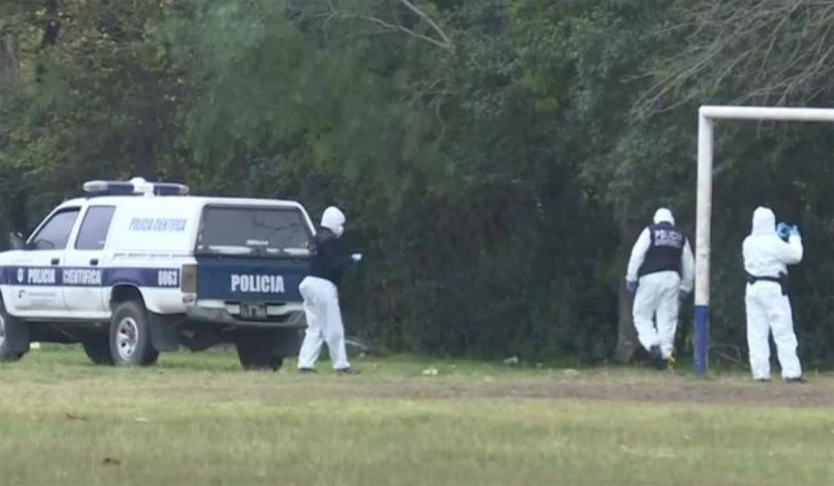 Femicidio en Merlo: detuvieron al cuñado de Sandra Carricaberri