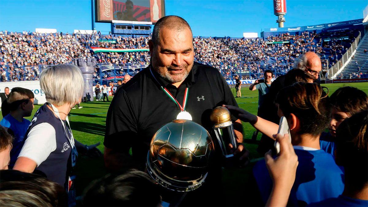 José Luis Chilavert dijo por qué Vélez es el sexto grande