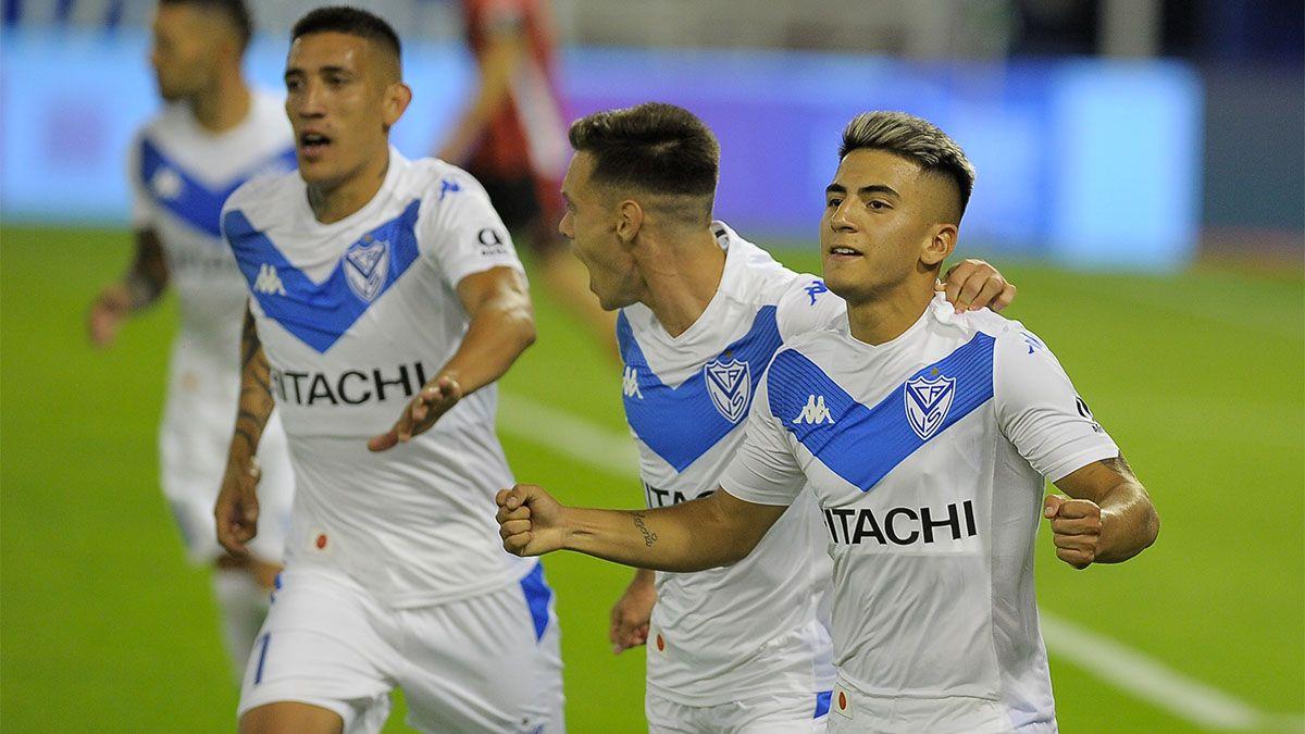 Vélez logró su primer triunfo en la era pos Gago