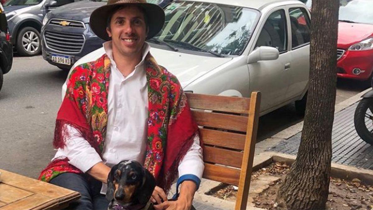 El mendocino Robertito Funes Ugarte